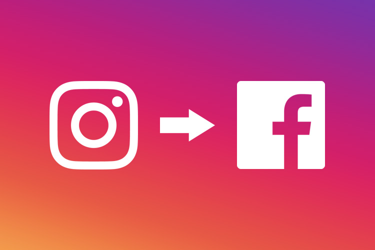 Instagram to Facebook